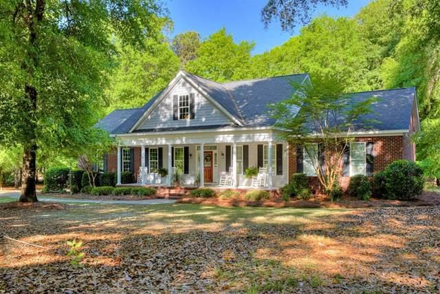 104 Meadow View Lane, Waynesboro, GA 30830 (MLS #468675) :: Melton Realty Partners