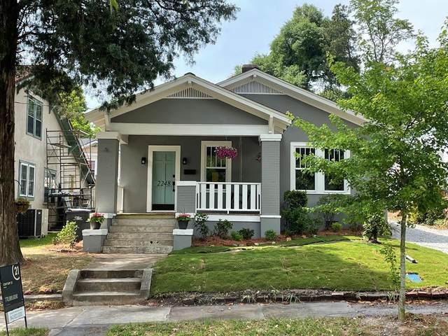2248 Central Avenue, Augusta, GA 30904 (MLS #468846) :: Young & Partners