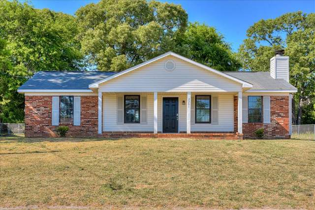 2281 Basswood Drive, Augusta, GA 30906 (MLS #468855) :: McArthur & Barnes Partners | Meybohm Real Estate