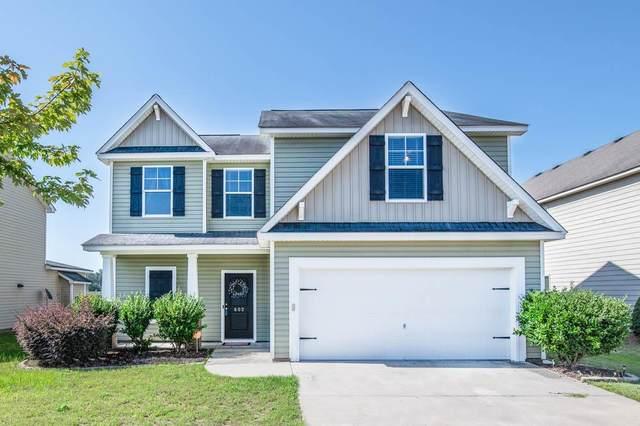 602 Village East Circle, Graniteville, SC 29829 (MLS #468933) :: Rose Evans Real Estate