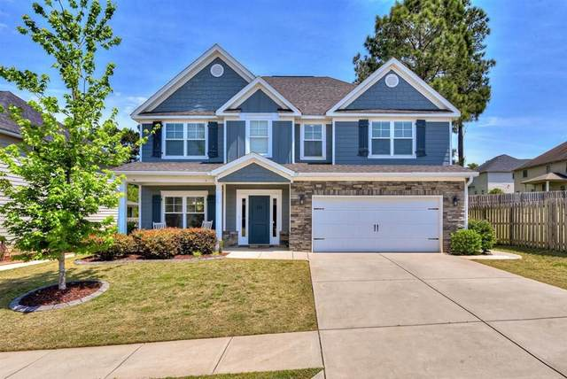 255 Wentworth Place, Grovetown, GA 30813 (MLS #468976) :: Better Homes and Gardens Real Estate Executive Partners