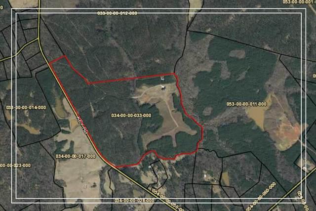 154 Key Road, Edgefield, SC 29824 (MLS #469235) :: Tonda Booker Real Estate Sales