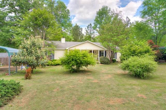 125 Mill Creek Drive, Clarks Hill, SC 29821 (MLS #469317) :: Shannon Rollings Real Estate