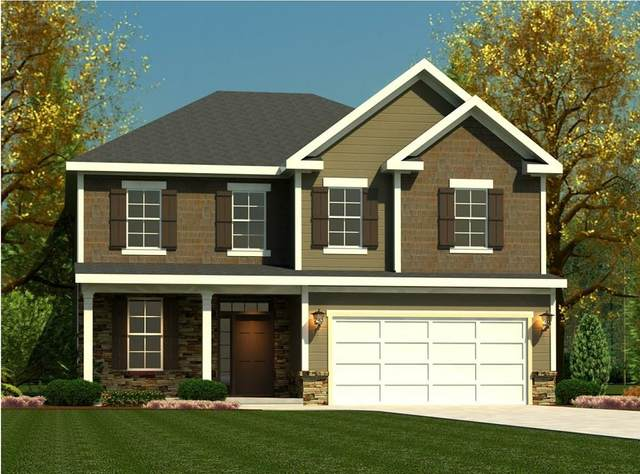 Lot 6 Hampton Drive, North Augusta, SC 29860 (MLS #469345) :: Shannon Rollings Real Estate