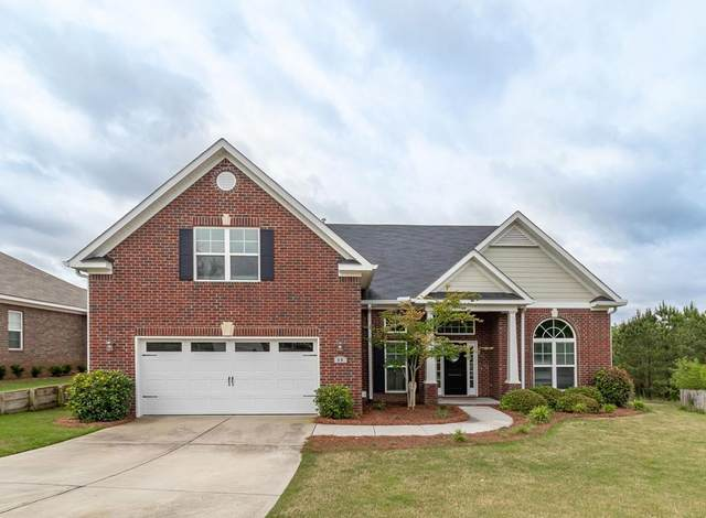 69 Blair Drive, North Augusta, SC 29860 (MLS #469537) :: Melton Realty Partners