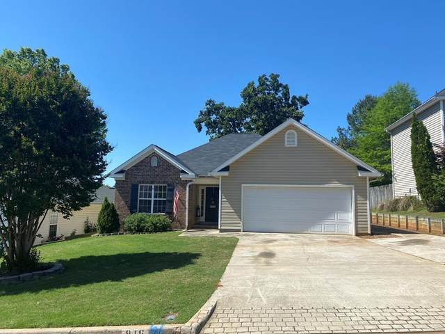 916 Sawbuck Way, Evans, GA 30809 (MLS #469624) :: Better Homes and Gardens Real Estate Executive Partners