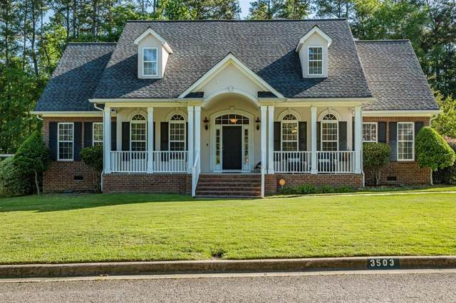 3503 Greenway Drive, Evans, GA 30809 (MLS #469638) :: RE/MAX River Realty