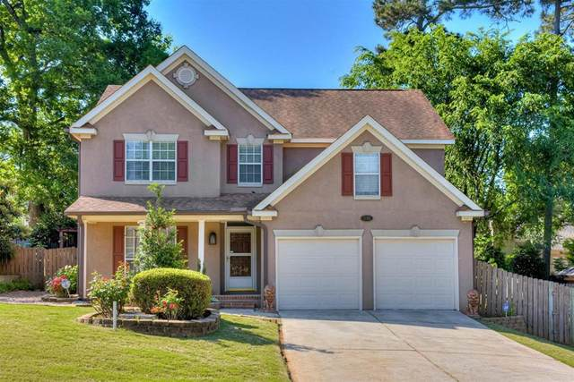 3862 Live Oak Lane, Martinez, GA 30907 (MLS #469640) :: RE/MAX River Realty