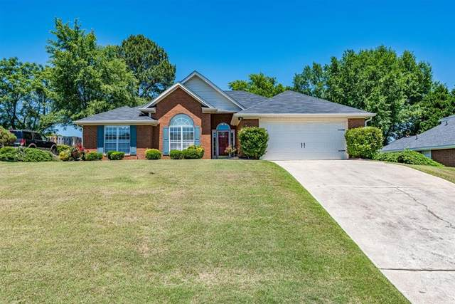 4387 Marshall Way, Evans, GA 30809 (MLS #469897) :: Shannon Rollings Real Estate