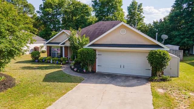 667 Saint Julian Place, North Augusta, SC 29860 (MLS #469996) :: McArthur & Barnes Partners | Meybohm Real Estate