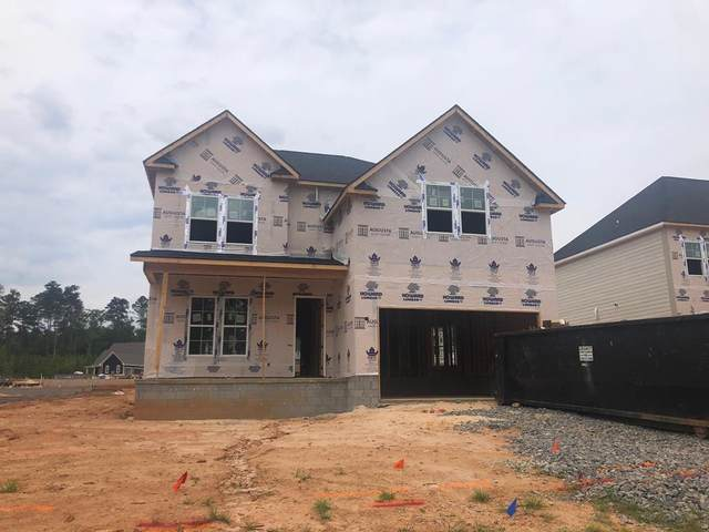 719 Nuttall Street, Evans, GA 30809 (MLS #470040) :: Young & Partners
