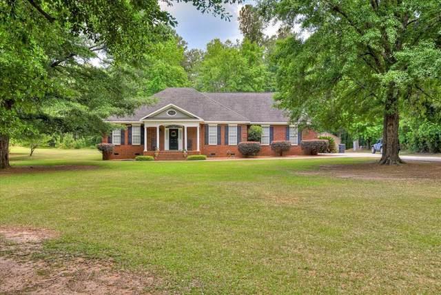 5702 Tubman Road, Appling, GA 30802 (MLS #470271) :: RE/MAX River Realty