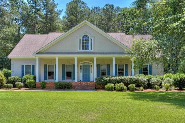 235 Oakhurst Drive, North Augusta, SC 29860 (MLS #470769) :: Shannon Rollings Real Estate
