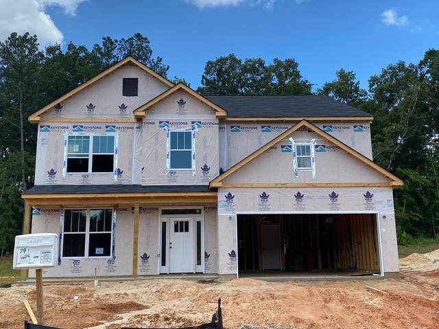 1250 Gregory Landing Drive, North Augusta, SC 29860 (MLS #470837) :: Rose Evans Real Estate