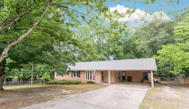 215 Dogwood Drive, Waynesboro, GA 30830 (MLS #471001) :: Young & Partners