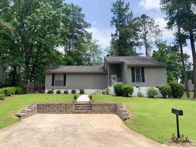1218 River Ridge Drive, Augusta, GA 30909 (MLS #471114) :: Rose Evans Real Estate