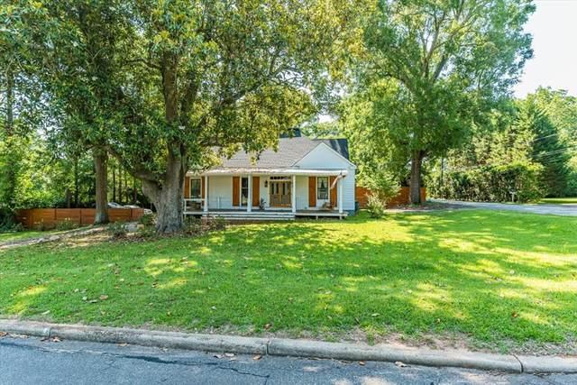 409 Penn Street, Edgefield, SC 29824 (MLS #471145) :: RE/MAX River Realty