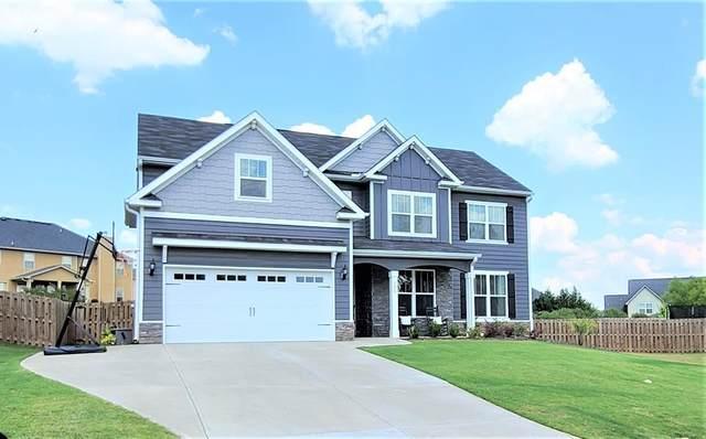 396 Bella Rose Drive, Evans, GA 30809 (MLS #471176) :: Young & Partners