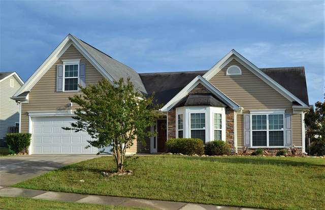 6024 Great Glen Drive, Grovetown, GA 30813 (MLS #471224) :: Better Homes and Gardens Real Estate Executive Partners