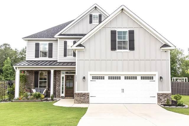 3440 Greyton Street, Evans, GA 30809 (MLS #471225) :: Better Homes and Gardens Real Estate Executive Partners