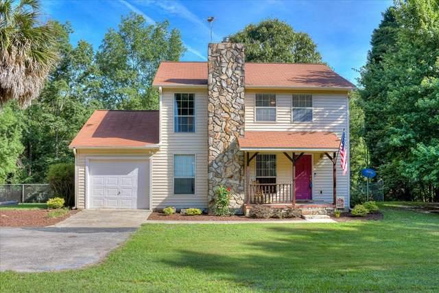 641 Glenwood Drive, Aiken, SC 29803 (MLS #471244) :: Rose Evans Real Estate
