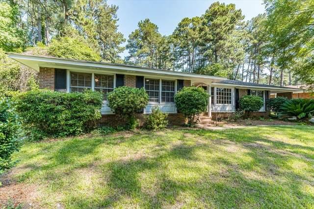 607 Carlton Drive, Augusta, GA 30909 (MLS #471251) :: Southeastern Residential