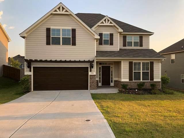 306 Firelight Drive, Grovetown, GA 30813 (MLS #471272) :: Southeastern Residential
