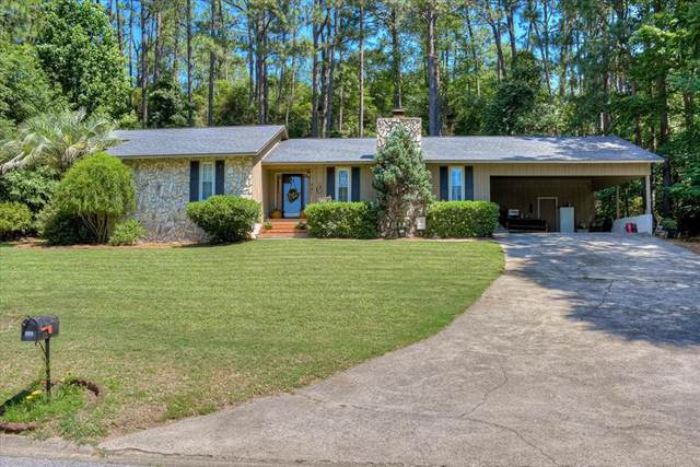 301 Fairway Drive, Graniteville, SC 29829 (MLS #471380) :: For Sale By Joe   Meybohm Real Estate