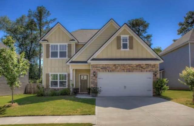 511 Gary Glen Drive, Martinez, GA 30907 (MLS #471403) :: Shannon Rollings Real Estate