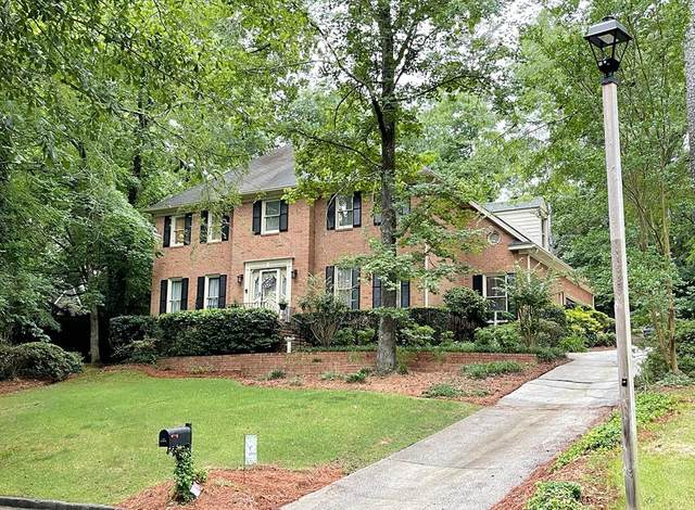 617 Stevens Crossing Road, Martinez, GA 30907 (MLS #471466) :: Better Homes and Gardens Real Estate Executive Partners