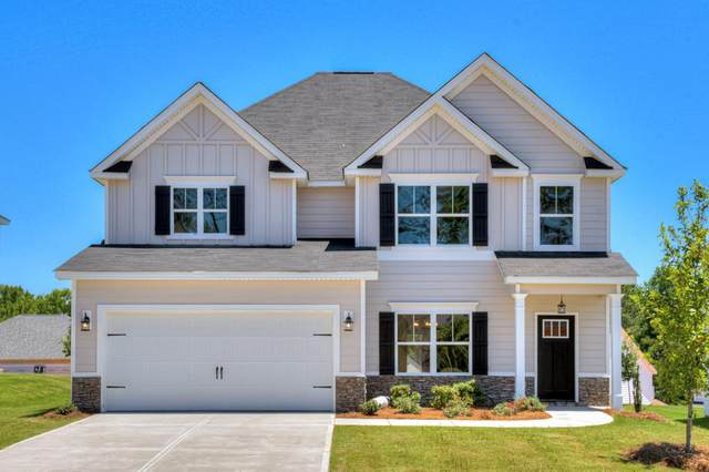 7048 Kingburgh Lane, North Augusta, SC 29860 (MLS #471700) :: Better Homes and Gardens Real Estate Executive Partners