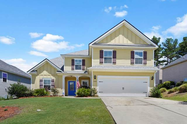508 Split Pine Trail, Evans, GA 30809 (MLS #471929) :: Rose Evans Real Estate
