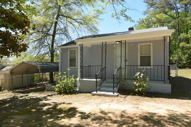 315 Perrin Street Nw, Aiken, SC 29801 (MLS #472104) :: Better Homes and Gardens Real Estate Executive Partners
