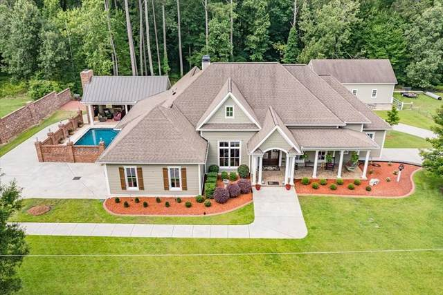 1100 Sam Baston Drive, Evans, GA 30809 (MLS #472256) :: RE/MAX River Realty