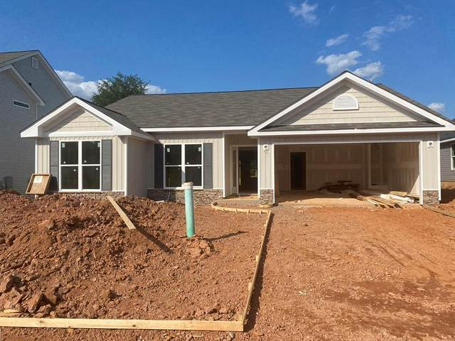 10-E Boyer Place, Aiken, SC 29803 (MLS #472298) :: Melton Realty Partners
