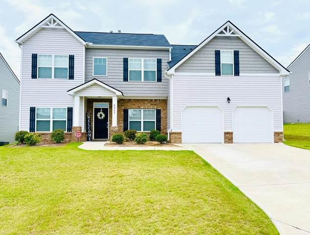 8027 Cozy Knoll, Graniteville, SC 29829 (MLS #472319) :: Rose Evans Real Estate