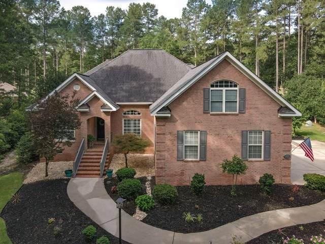 1033 Brightwood Drive, Aiken, SC 29803 (MLS #472407) :: Rose Evans Real Estate