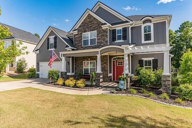 420 Kirkwood Drive, Evans, GA 30809 (MLS #472479) :: Young & Partners