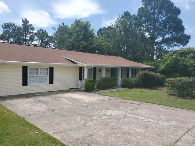 3730 Fairington Drive, Hephzibah, GA 30815 (MLS #472493) :: Better Homes and Gardens Real Estate Executive Partners