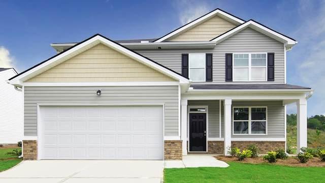 3238 Carmine Avenue, Graniteville, SC 29829 (MLS #472566) :: Rose Evans Real Estate