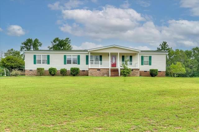 163 Hill Drive, Aiken, SC 29803 (MLS #472663) :: Rose Evans Real Estate