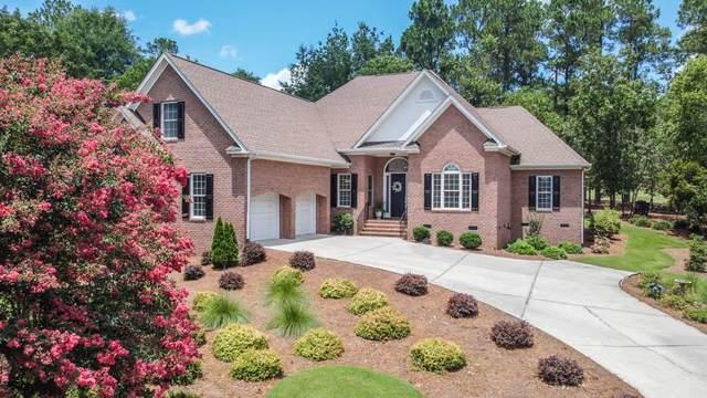 5400 Belle Mead Drive, Aiken, SC 29803 (MLS #472679) :: Rose Evans Real Estate