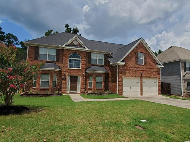 2079 Willhaven Drive, Augusta, GA 30909 (MLS #472705) :: Melton Realty Partners