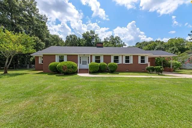 525 Penn Street, Edgefield, SC 29824 (MLS #472739) :: Rose Evans Real Estate