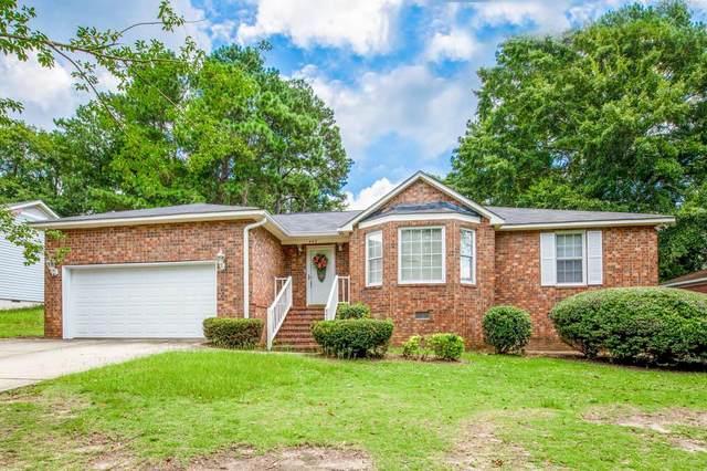 442 Greenwich Drive, Aiken, SC 29803 (MLS #472990) :: Shannon Rollings Real Estate