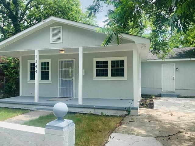 1344 Howe Street, Augusta, GA 30901 (MLS #473074) :: For Sale By Joe | Meybohm Real Estate