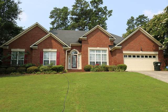 396 Bakers Ferry Trail, Martinez, GA 30907 (MLS #473129) :: Young & Partners