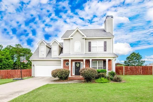 556 Tess Street, Graniteville, SC 29829 (MLS #473135) :: Melton Realty Partners