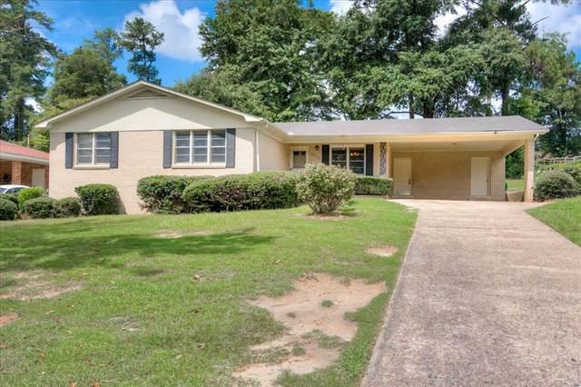 2233 Silverdale Road, Augusta, GA 30906 (MLS #473152) :: Melton Realty Partners