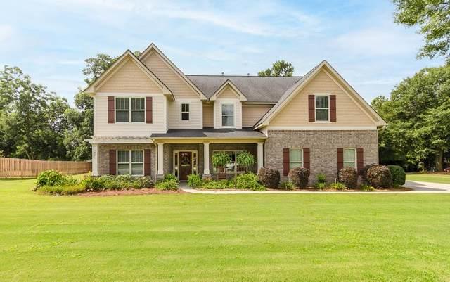 197 Pecan Grove Road, North Augusta, SC 29860 (MLS #473262) :: Southeastern Residential